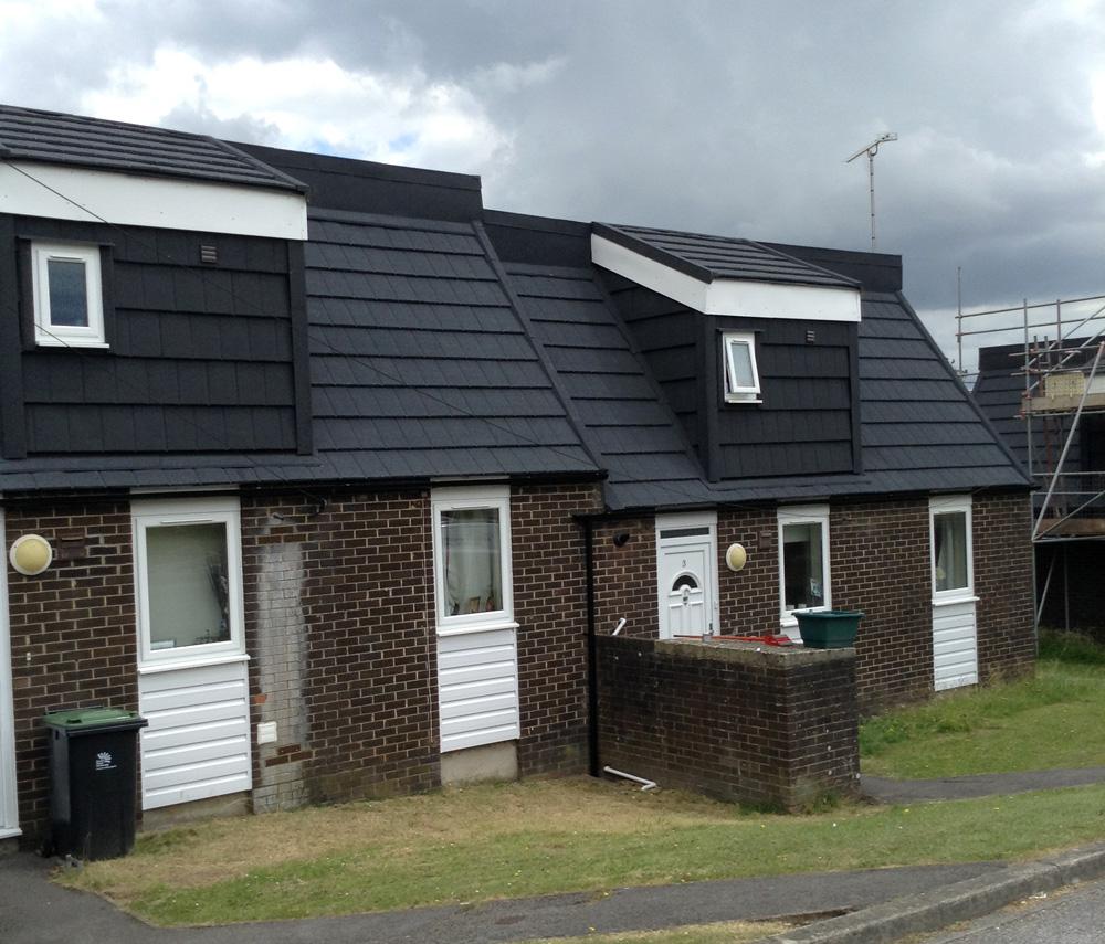 Britmet Low Pitch Roof Tiles
