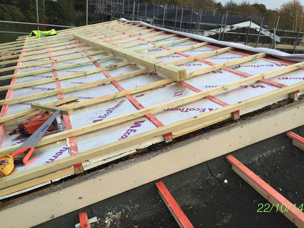 Britmet Warm Roofing