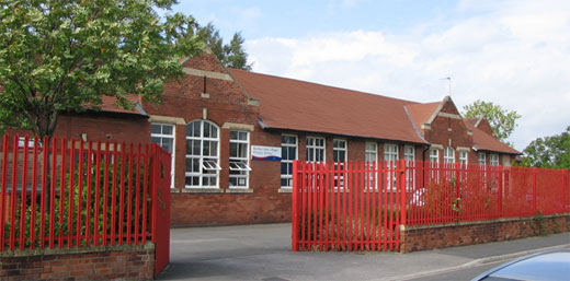 Doncaster Primary School Gets Britmet Lightweight Roof Tiles